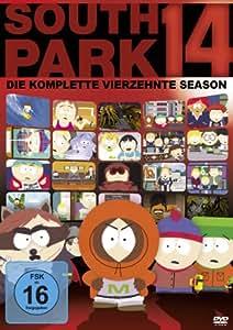 South Park - Season 14 [3 DVDs]