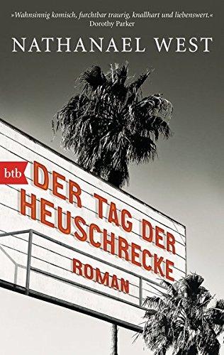Der Tag der Heuschrecke: Roman (Schwarze Heuschrecken)