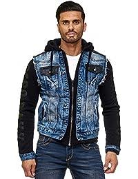 Cipo & Baxx - Blouson - Veste en jean - Homme