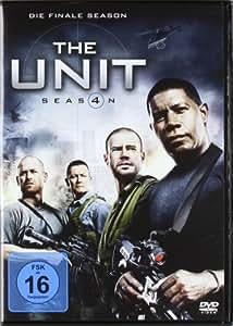 The Unit - Eine Frage der Ehre, Season 4 [6 DVDs]