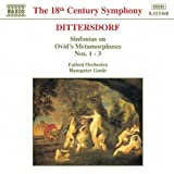 Dittersdorf: Sinfonias, Vol.1