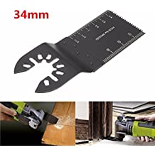 Rishil World 34mm High Carbon Steel Saw Blade For Oscillating Multitool