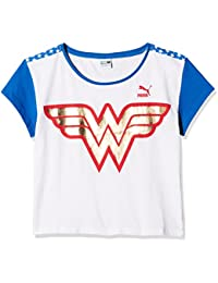 PUMA Wonder Women T-Shirt Enfant Puma
