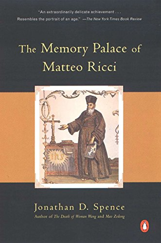 The Memory Palace of Matteo Ricci por Jonathan D. Spence