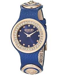 Versus by Versace Carnaby Street Crystal - Reloj de pulsera 5a73b574980a