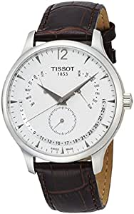 tissot herren uhr t0636371603700 quartz uhren. Black Bedroom Furniture Sets. Home Design Ideas