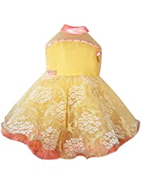 Jennygrace Baby Girl's Party Wear Frock Dress JGG-152