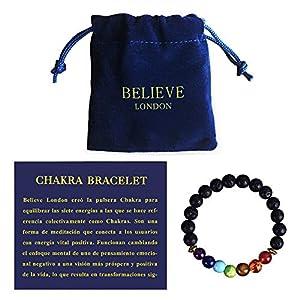 Believe London Chakra Bracelet (20cm)