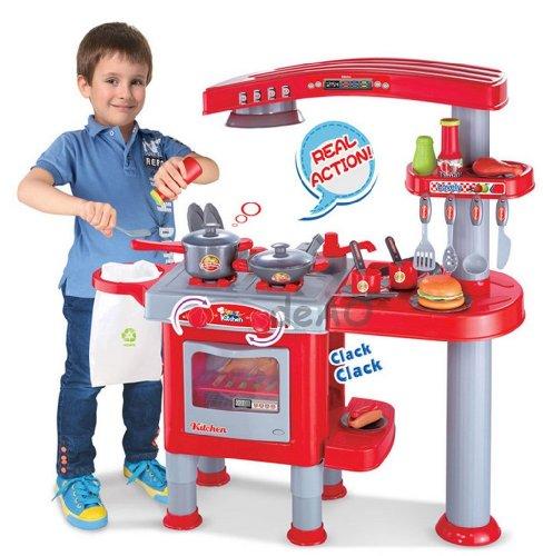 Inside Out Toys Cocina Juguete niños - Juego imitación