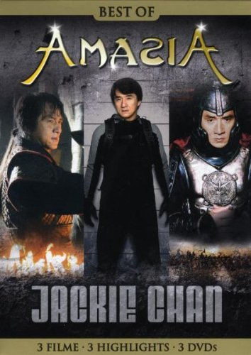 Best of Amazia – Jackie Chan [3 DVDs]