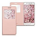 kwmobile Samsung Galaxy A3 (2016) Hülle - Handyhülle für Samsung Galaxy A3 (2016) - Handy Case Schutzhülle Klapphülle