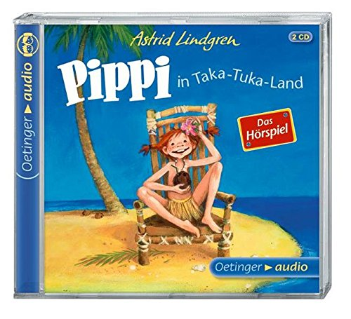 Pippi in Taka-Tuka-Land – Das Hörspiel (2 CD): Alle Infos bei Amazon