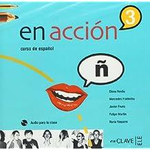 En Acción 3 - CD audio para la clase