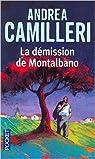 La démission de Montalbano de Andrea CAMILLERI ,Serge QUADRUPPANI par Camilleri