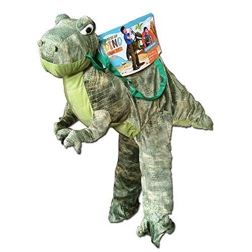 Dinosaurier 3 Kostüm - Kinder verkleiden Zahnlos Dinosaurier-Kostüm 3-7 Jahre