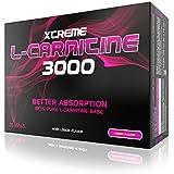 Xtreme L-Carnitine 3000mg 20 vials