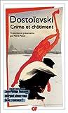 Crime et châtiment - Editions Flammarion - 23/04/2010