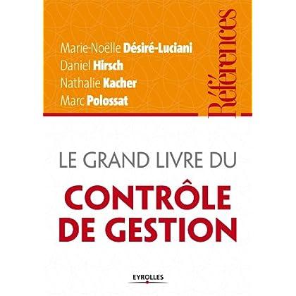 Le grand livre du contrôle de gestion (Références)