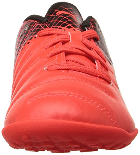 Puma evoPower 4.3 TT Jr Cuir Baskets Red Blast-PuPuma Black