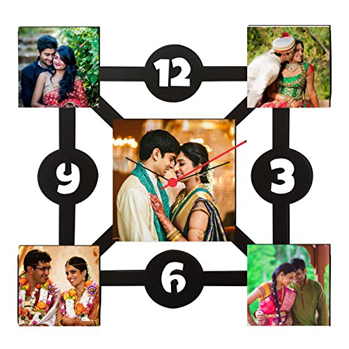 Dream Gifts Love Couple Collage Frame Clock, Return Gift, Gift, marriage Gift , Couple Gift Dream Gifts Love Couple Collage Frame Clock, Return Gift, Gift, marriage Gift , Couple Gift 51xphsSwCyL