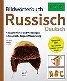 PONS Bildwörterbuch Russisch: 16.000 Wörter und Wendungen. Mit Premiumapp!