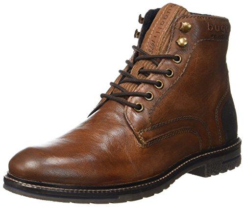 bugatti Herren 321345302200 Klassische Stiefel, Braun, 42 EU