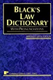 Blacks Law Dictionary: Definitions of the Terms and Phrases of American and English Jurisprudence, Ancient and Modern 6t