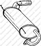 Bosal 171-003 Silenciador posterior