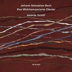 J.S. Bach: Das Wohltemperierte Klavier: Book 1, BWV 846-869 - Pr�ludium a-Moll, BWV 865