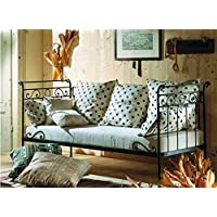 Sofa-Cama de forja Mod. ABRIL de 90x190cms.