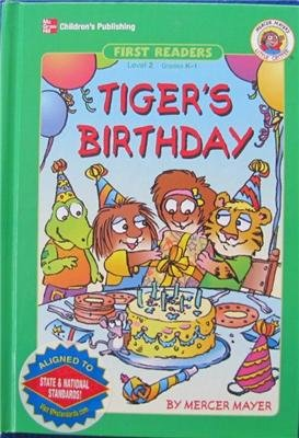 Tiger's Birthday (Little Critter First Readers, Level 2)