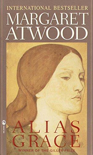 Book cover for Alias Grace