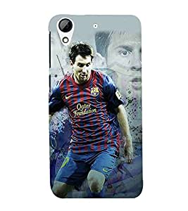 For HTC Desire 728 Dual Sim :: HTC Desire 728G Dual Sim sports man, sports, man, man pattern Designer Printed High Quality Smooth Matte Protective Mobile Case Back Pouch Cover by APEX