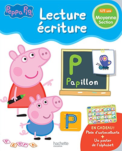 Peppa Pig Lecture-écriture MS