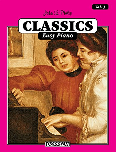 15 Classics Easy Piano vol. 3