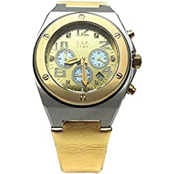 V.I.P Time Clock Skin Gold