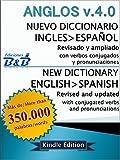 Nuevo Diccionario Inglés-Español ANGLOS v.4.0