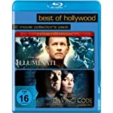 Illuminati/The Da Vinci Code - Sakrileg - Best of Hollywood/2 Movie Collector's Pack