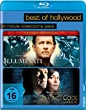 Illuminati/The Da Vinci Code - Sakrileg - Best of Hollywood/2 Movie Collector's Pack [Blu-ray] -