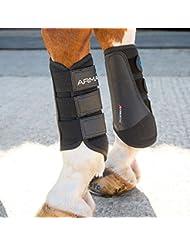 PFIFF Horse Grooming - Bolsa de hípica, tamaño único, color negro/marrón