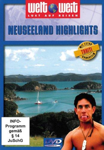 Neuseeland Highlights - welt weit (Bonus: Tahiti)