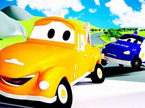 Das Süssigkeiten-Auto/Der Hebebühnen-Truck