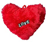 #4: Anniversary Birthday Gift Love Heart Cushion Pillow | A Beautiful Gift For Your Loved One | Gift For Boyfriend | Girlfriend | Wife | Husband or Any Loved One