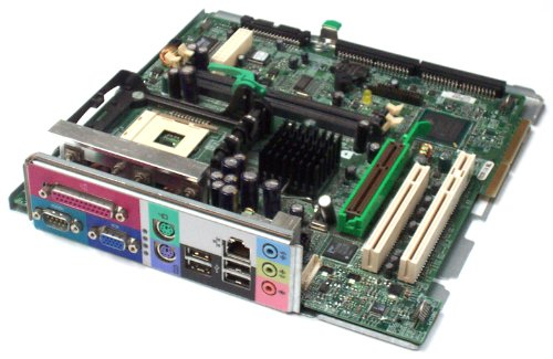 Dell Ersatzteil Motherboard Audio/Video 845G Bulk, 2X378-RFB (Bulk) -