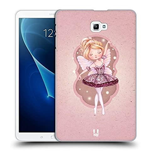 Head Case Designs Sugar Plum Fairy The Nutcracker Hard Back Case for Samsung Galaxy Tab A 10.1 (2016)