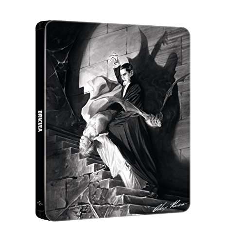 Dracula (Steelbook Edizione Limitata Alex Ross Art) (Blu-Ray)