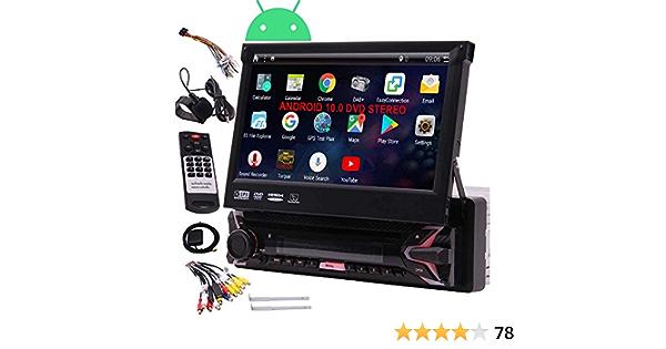 Eincar 7 Hd Dvd Spieler Einzel Din Android 7 1 Elektronik