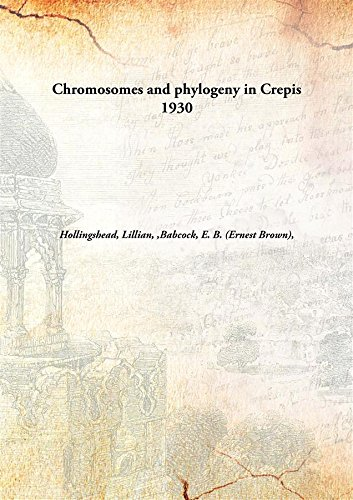 chromosomes-and-phylogeny-in-crepis-1930-hardcover