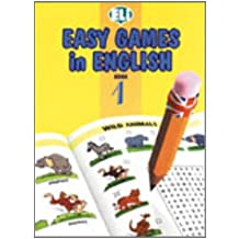 Easy games in English : Book 1