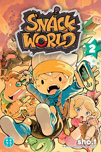 Snack World Edition simple Tome 2